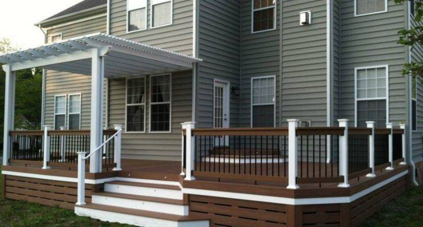 Best Under Deck Ideas Pinterest Decking