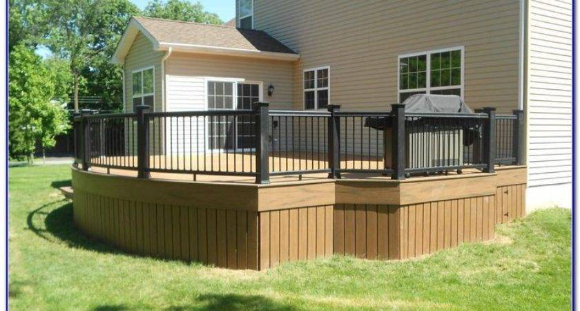 Best Under Decks Ideas Pinterest Deck