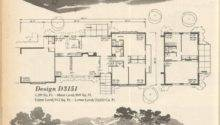 Best Vintage House Plans Pinterest