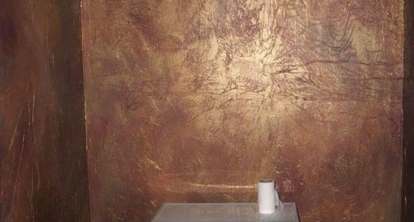 Best Wall Finishes Ideas Pinterest Metal Walls