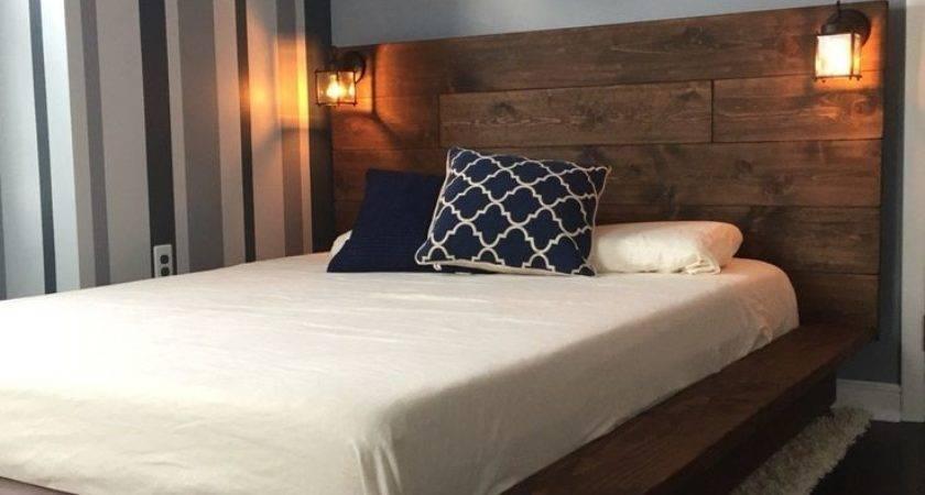 Best Wood Bed Frames Ideas Pinterest