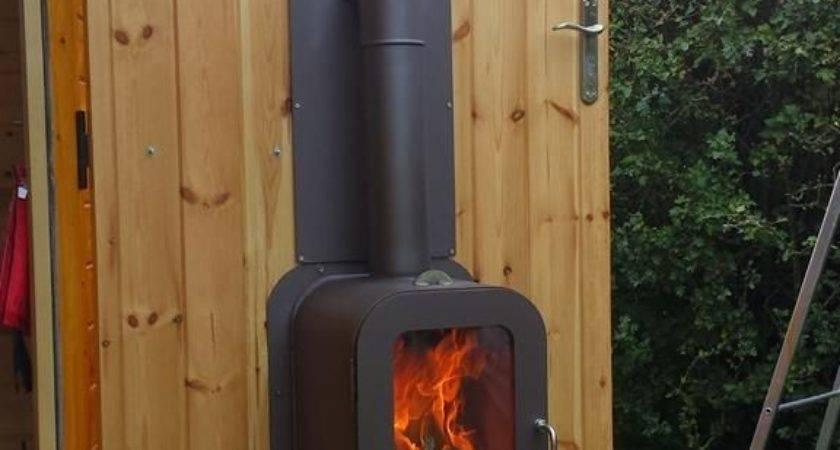 Best Wood Fired Hot Tubs Pinterest