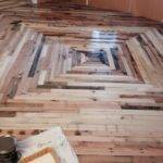 Best Wood Pallet Flooring Ideas Pinterest