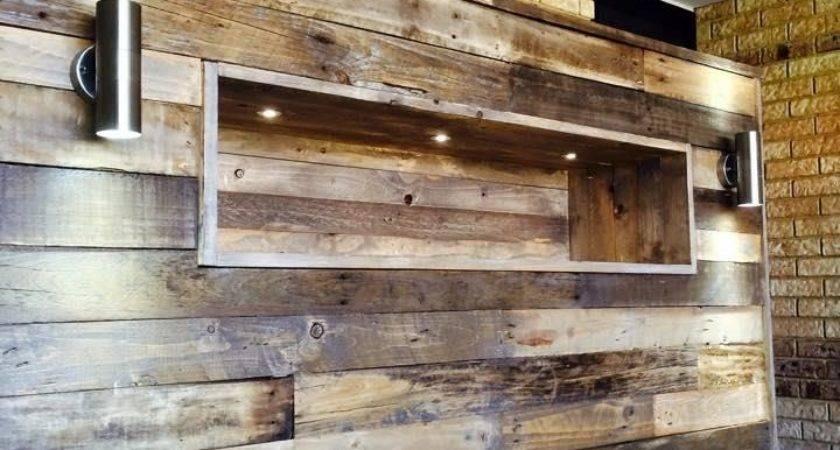 Best Wood Pallet Headboards Ideas Pinterest Home
