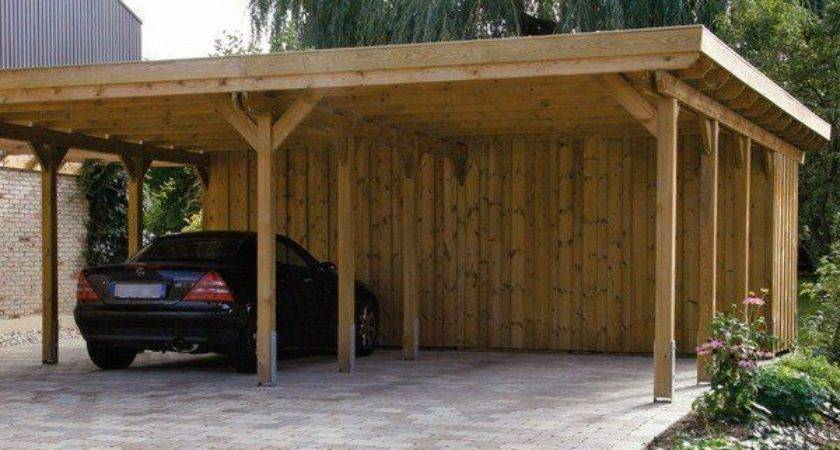 Best Wooden Carports Ideas Pinterest Port