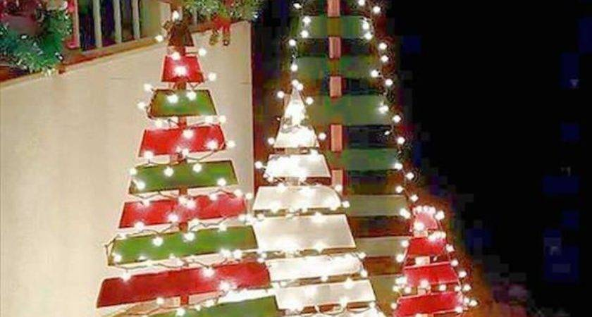 Best Wooden Christmas Trees Ideas Pinterest Wood