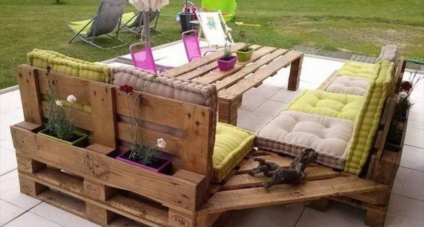 Best Wooden Pallet Furniture Ideas Pinterest