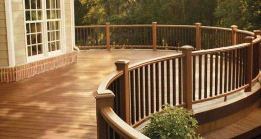 Best Wrap Around Deck Ideas Pinterest