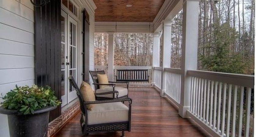 Best Wrap Around Porches Ideas Pinterest Southern