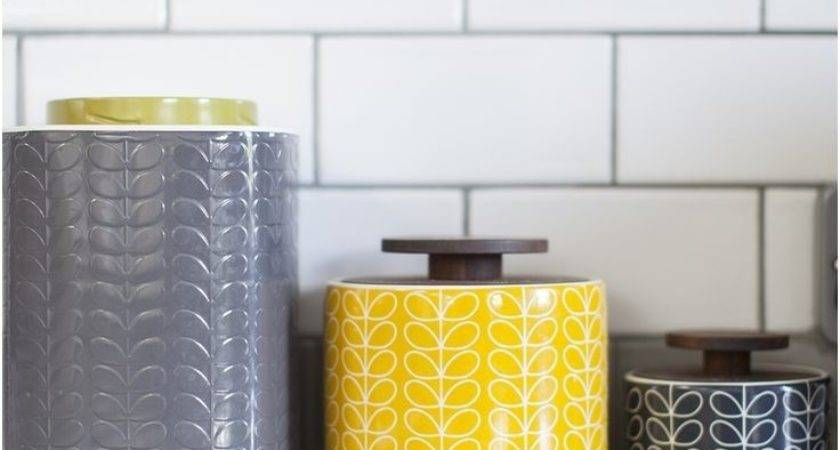 Best Yellow Kitchen Accessories Ideas Pinterest
