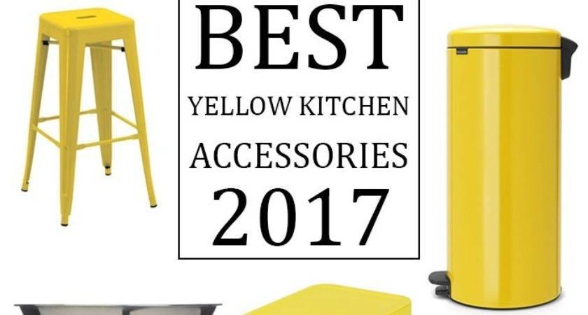 Best Yellow Kitchen Accessories