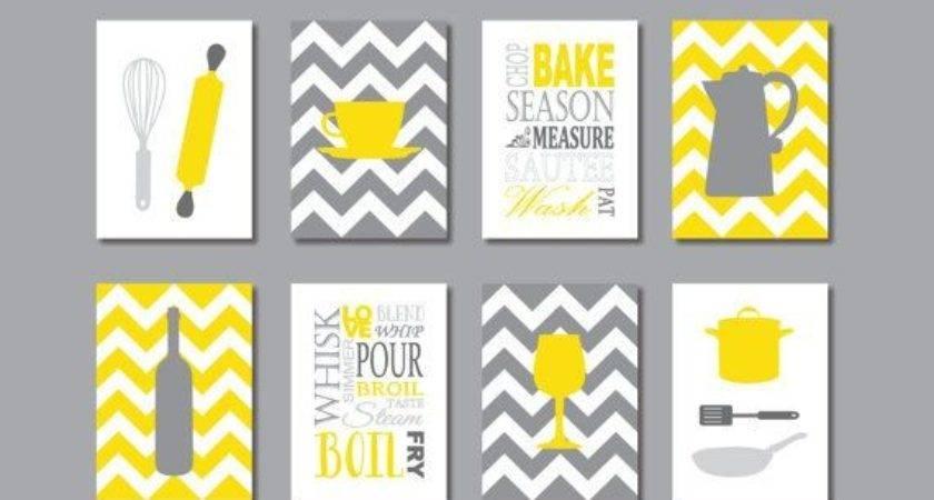 Best Yellow Kitchen Decor Ideas Pinterest
