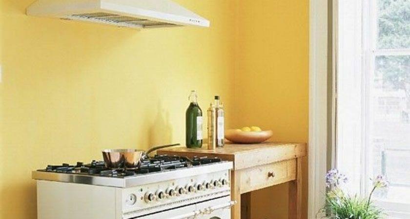 Best Yellow Kitchen Walls Ideas Pinterest