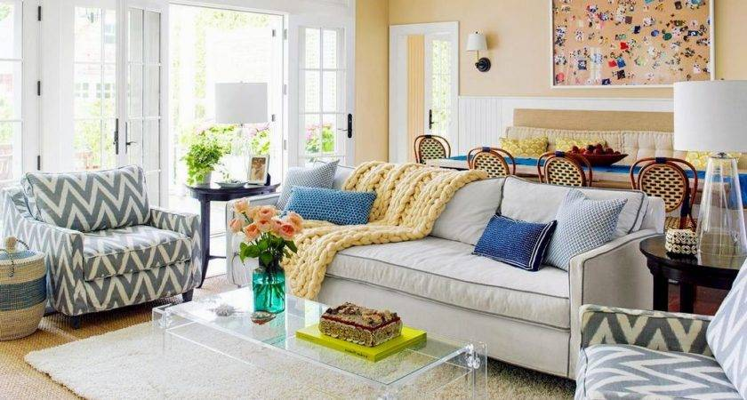 Better Homes Gardens Cottage Style Living Rooms