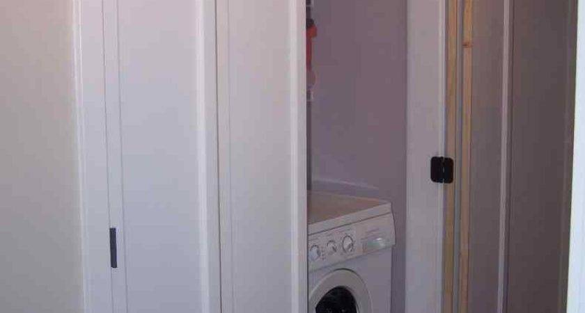 Bifold Small Ideas Laundry Room Closet Doors