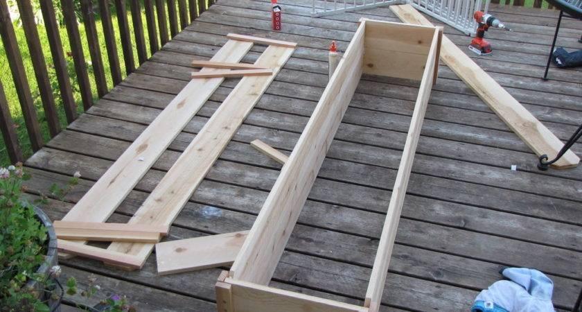 Big Diy Deck Planter Timandmeg