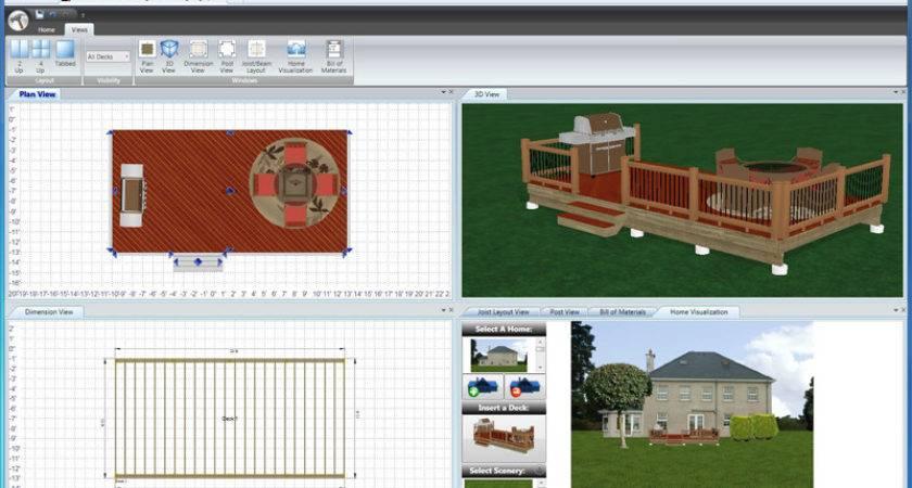Bighammer Deck Designer Design Software