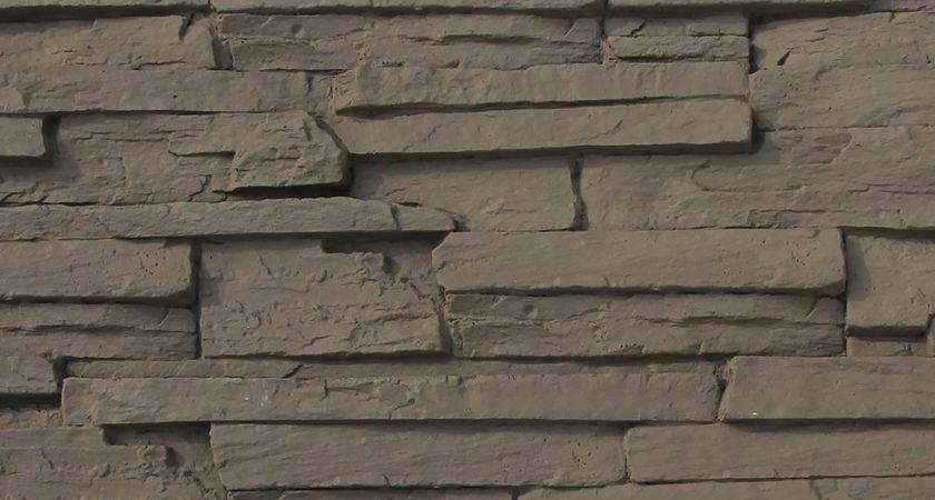 Black Bear Pallets Faux Stone Siding Ledge Stack