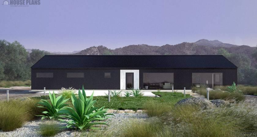 Black Box Modern House Plans New Zealand Ltd