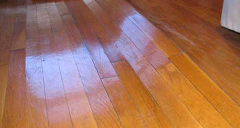 Black Wood Varnish Interior Plank Flooring Bathroom