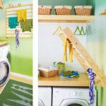 Blending Paint Technique Laundry Room