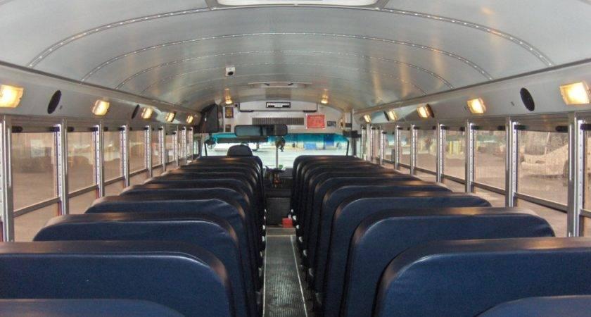 Blue Bird Bus Interior Pixshark