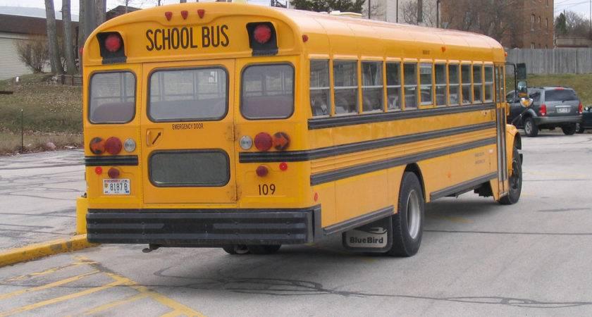 Blue Bird International School Bus Manitowoc