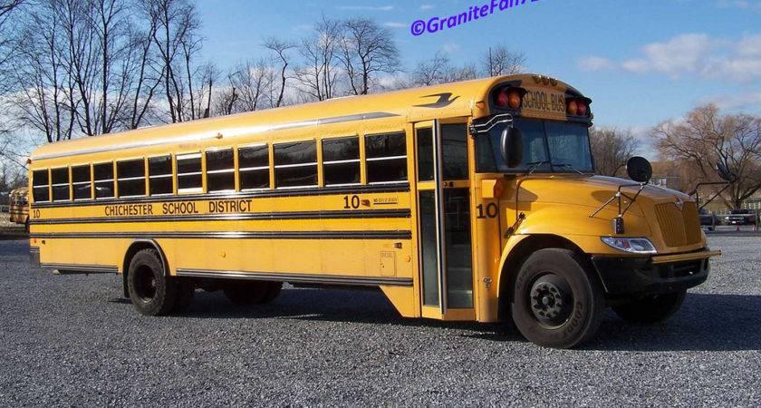 Blue Bird International Trucks Buses