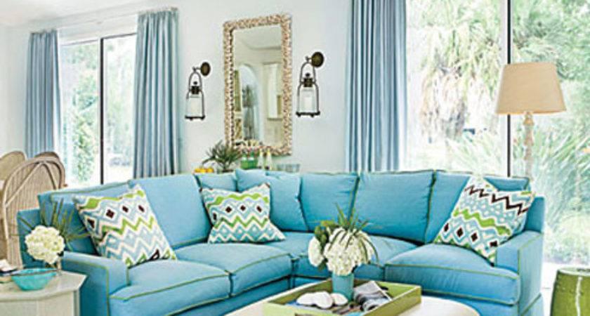 Blue Rooms Tour Florida Home Enduring Charm