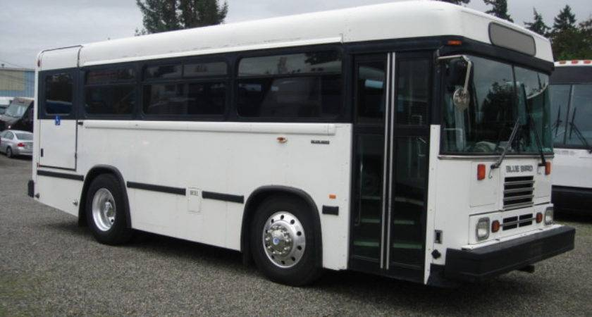 Bluebird Coach Bus Sale