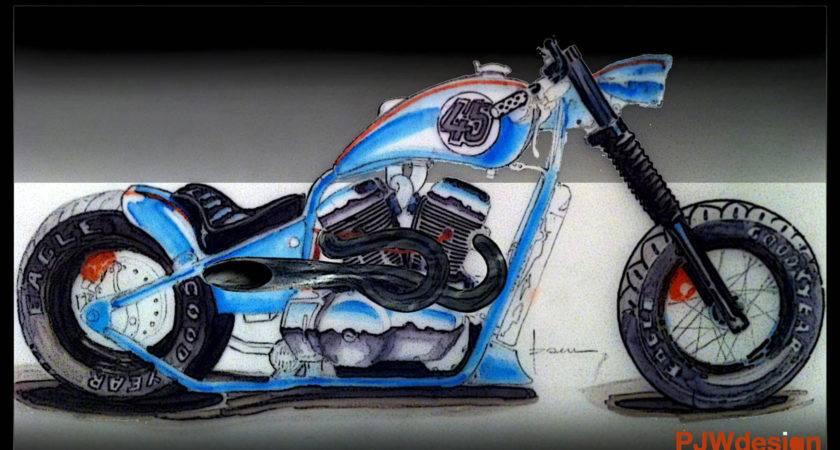 Bluebird Custom Bike Making Pjw Design