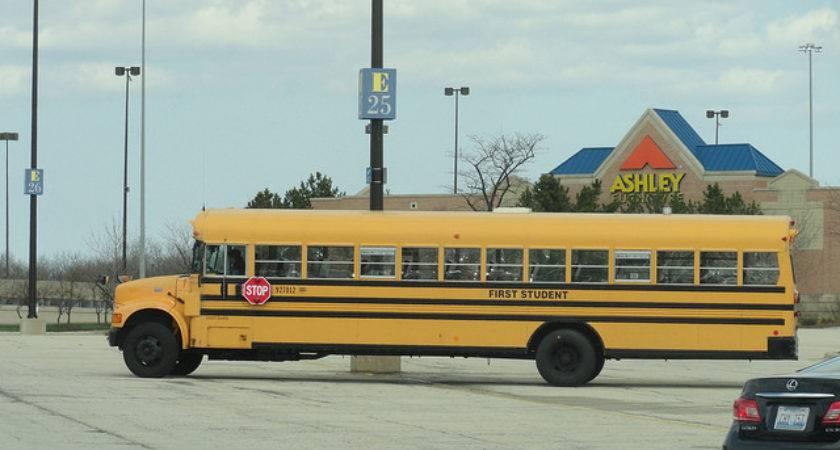 Bluebird International School Bus Flickr