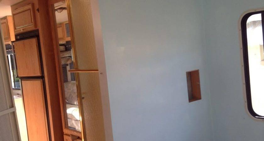 Bluebirds Nest Painting Cabinets Walls