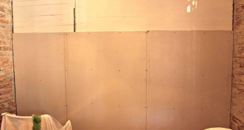 Board Batten Accent Wall Living Room Progress
