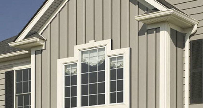 Board Batten Exterior Siding Home Design