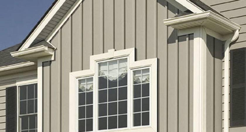 Board Batten Exterior Siding Home Design