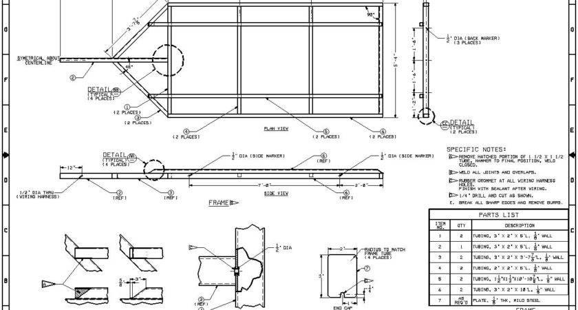 Boat Plans Aluminum Plate Guide Sht