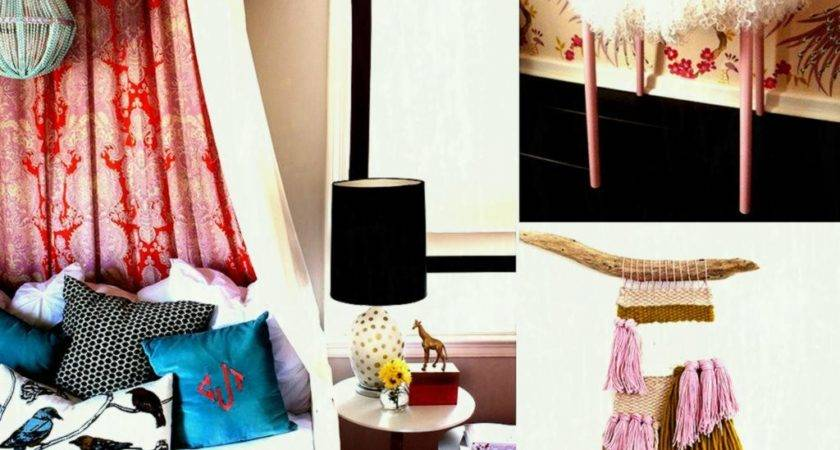Bohemian Curtains Diy Affordable Modern Home Decor Tips