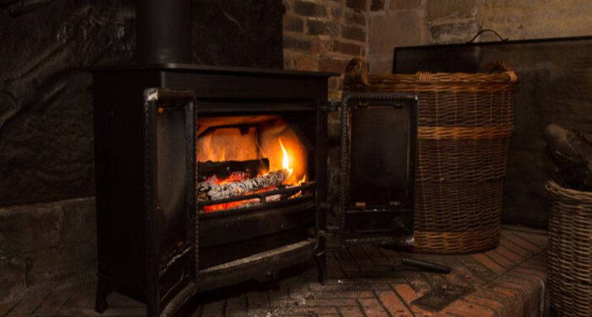 Boiler Stoves Gas Wood Burning