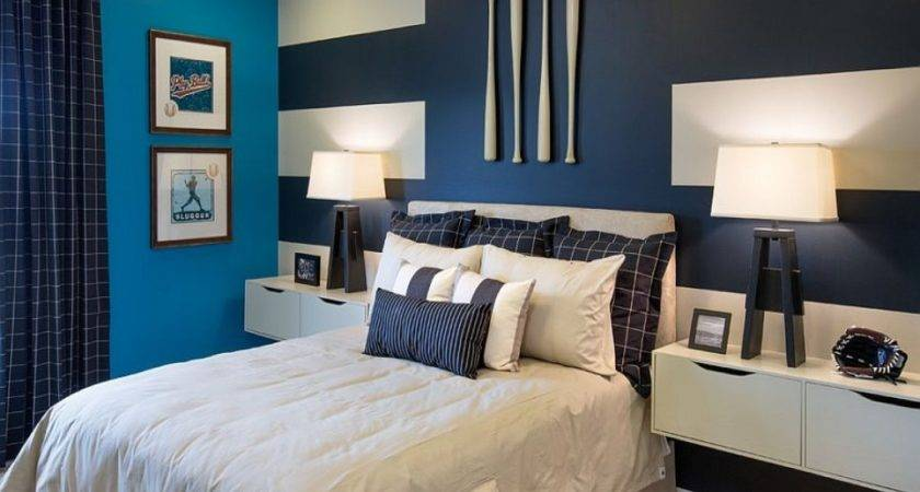 Bold Living Room Colors Bedroom Accent Wall Ideas Boy