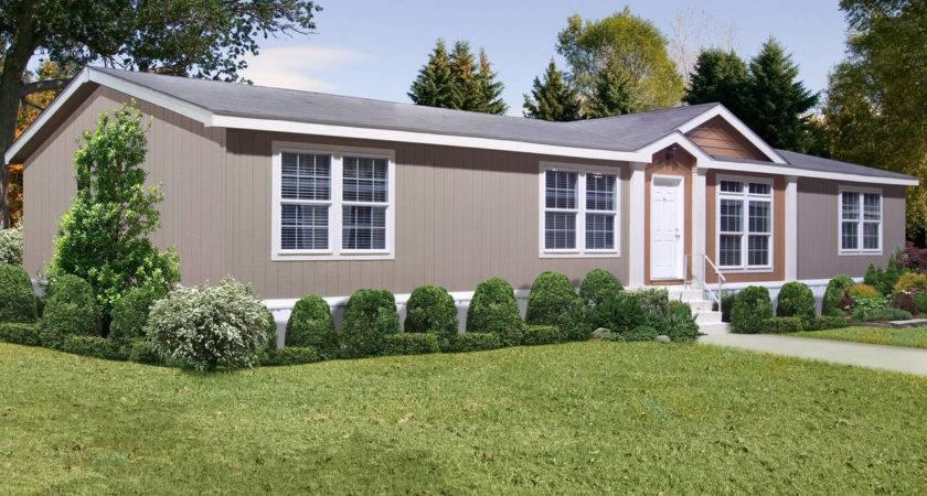 Bonanza Manufactured Home Floor Plan
