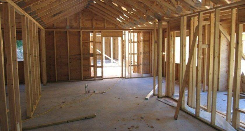 Brainright Interior Wall Framing