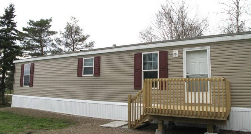 Brand New Mobile Home Ontario Private Listing Service Grey