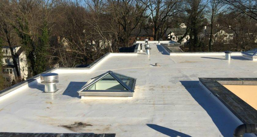 Brax Roofing Blog Tpo Flat Roof