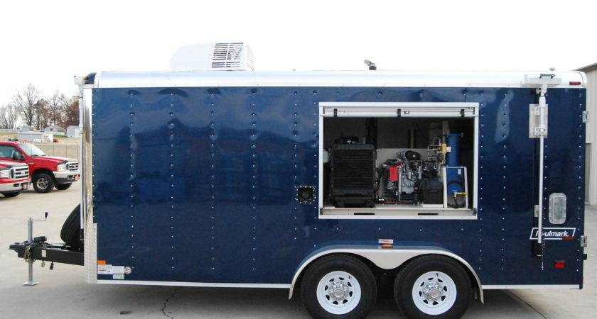 Breathing Air Mobile Trailers Army National Guard