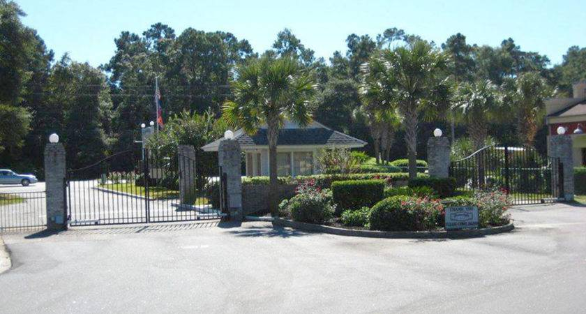 Briarcliffe Resort Myrtle Beach Campgrounds Good