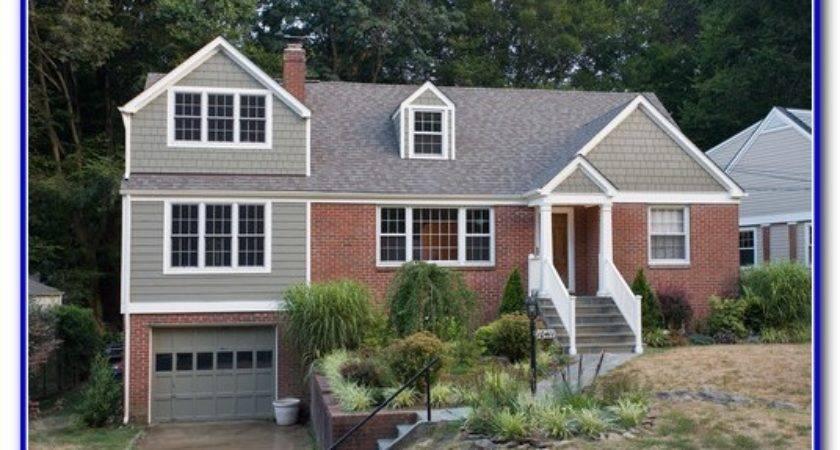 Brick Siding Color Schemes Home Design Ideas