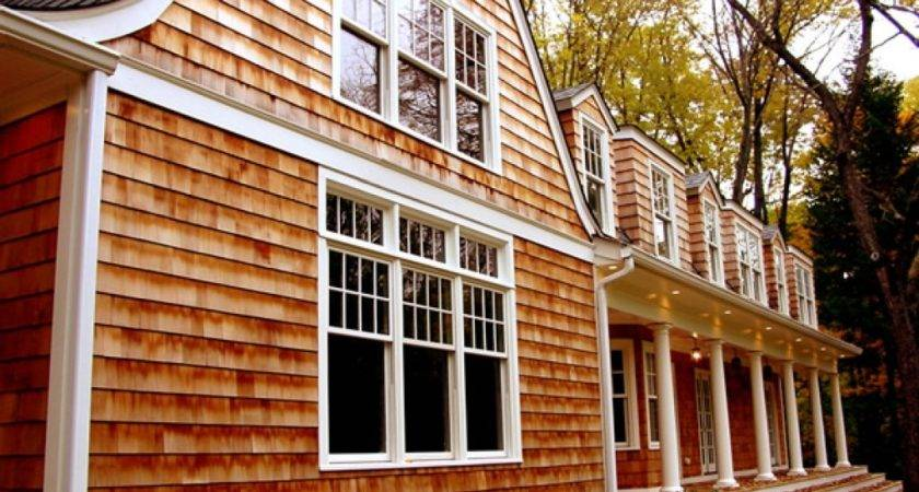 Brick Siding Houses Exterior Wood Types