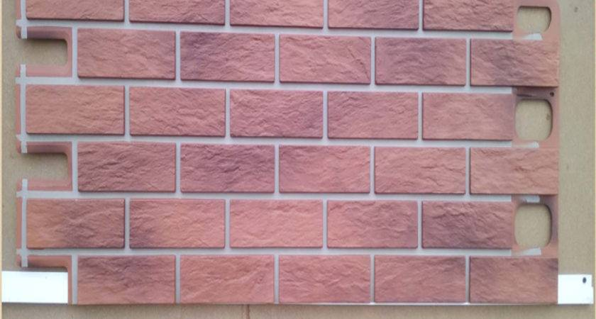Brick Siding Wall Panel Faux Buy Wpc