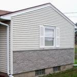 Brick Skirting Mobile Homes